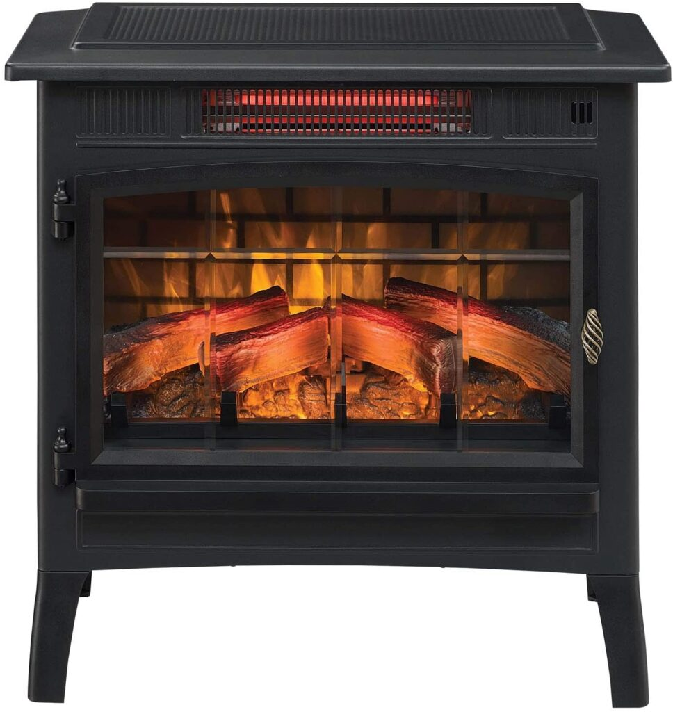 Best Freestanding Electric Fireplace To Buy In 2021 Heating Era