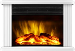 DONYER POWER Tabletop Electric Fireplace