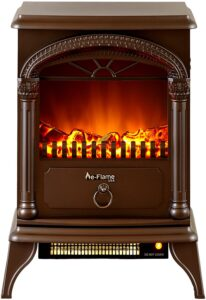 e-Flame USA Freestanding Electric Fireplace