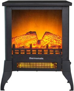 Thermomate Electric Fireplace Stove