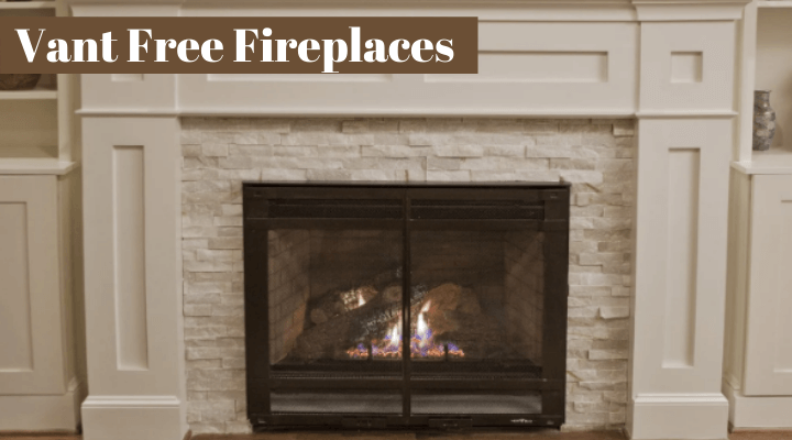Can a Vent Free Gas Fireplace be Vented